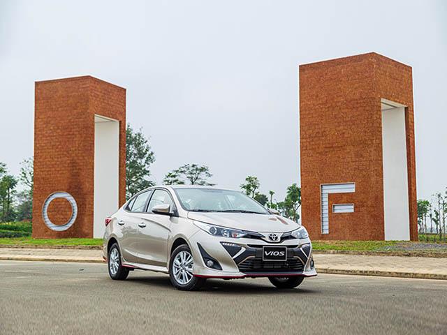 10 mẫu ô tô có doanh số cao nhất tại Việt Nam tháng 4/2020