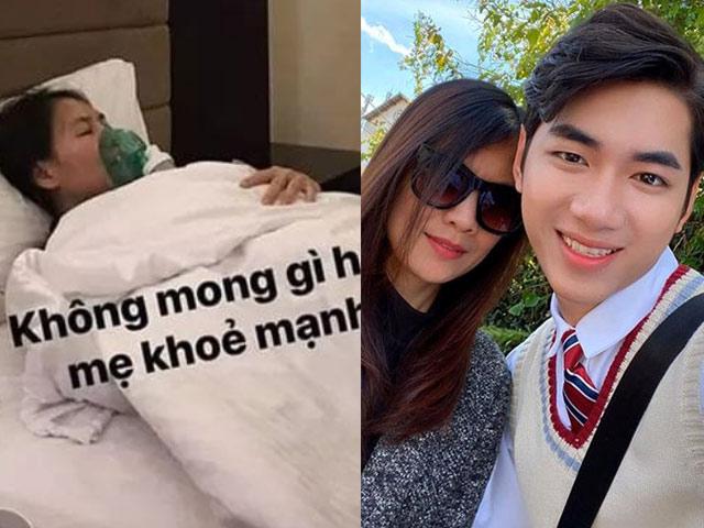 K-ICM bất ngờ bị chỉ trích khi đăng ảnh mẹ nuôi đổ bệnh, phải thở oxy