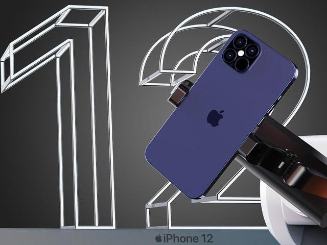iPhone 12 - tuyệt sắc giai nhân của năm 2020