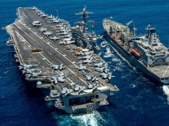 5 lực lượng hải quân mạnh nhất lịch sử từ trước đến nay