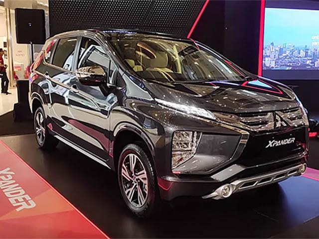 Mitsubishi Xpander bản nâng cấp chính thức có mặt thị trường Việt vào tháng 6/2020