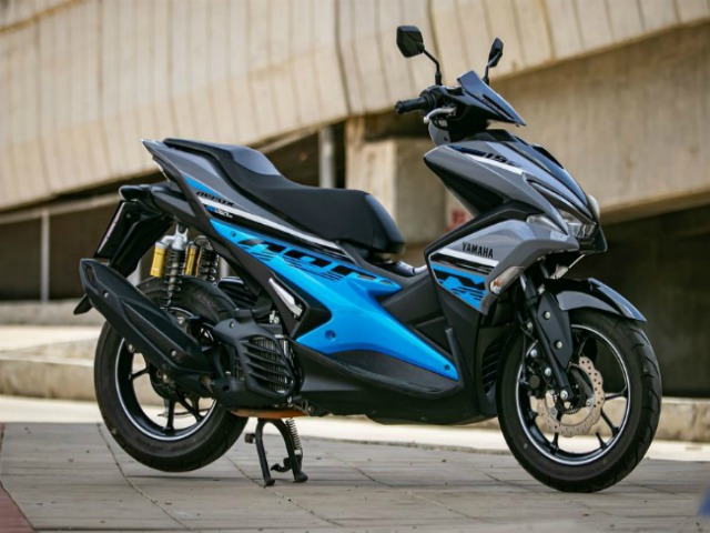 Cận cảnh xe ga thể thao 2020 Yamaha AEROX 155 giá 47,8 triệu đồng