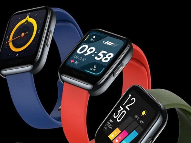 Realme tung bản sao Apple Watch pin trâu, giá chỉ 1,24 triệu đồng