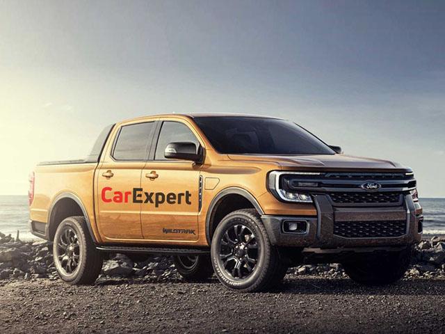 Lộ thiết kế Ford Ranger thế hệ mới, góc cạnh và nam tính hơn