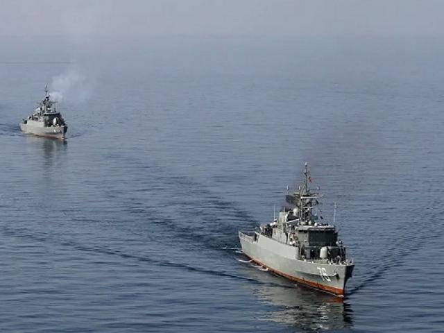 """Tướng Iran tuyên bố """"chấm dứt sự hiện diện"""" của Mỹ ở vịnh Ba Tư"""