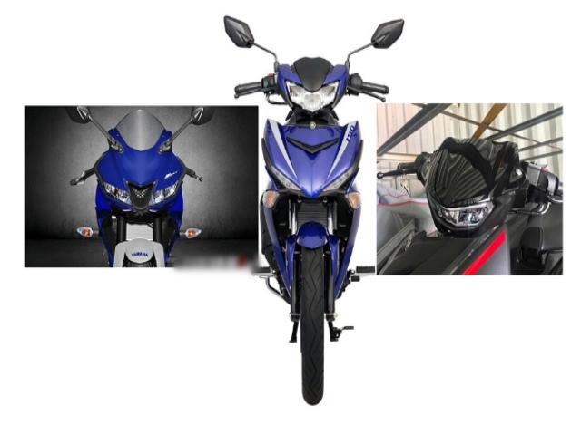 """Tranh cãi """"nảy lửa"""" thiết kế đèn pha 2020 Yamaha Exciter 155 VVA"""