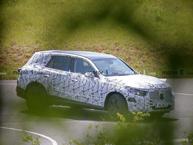 Mercedes-Benz GLC 2022 lộ ảnh chạy thử nghiệm, kích thước dài hơn hẳn đời cũ