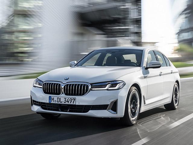BMW 5-Series 2021 chính thức ra mắt, nâng cấp thiết kế và cải thiện khả năng vận hành