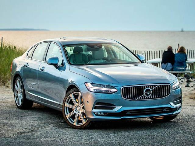 Volvo S90 2020 có giá rẻ hơn nửa tỷ đồng so với bản cũ