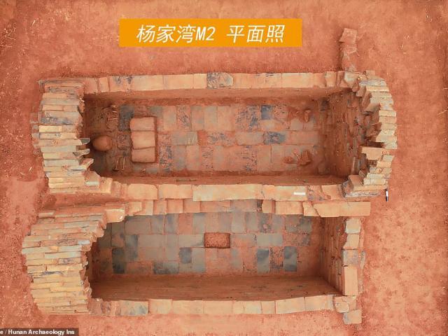 """Đào được ngôi mộ 1.000 năm của cặp vợ chồng, """"độc"""" nhất thời Bắc Tống ở Trung Quốc"""