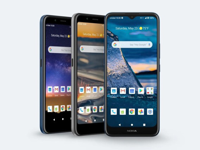 HMD Global bất ngờ trình làng ba smartphone Nokia mới