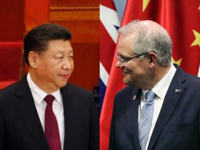 Động thái lạ của Trung Quốc giữa căng thẳng với Úc