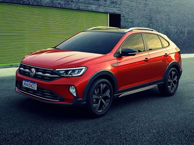 Volkswagen Nivus ra mắt, đối trọng của Hyundai Kona và Honda HR-V