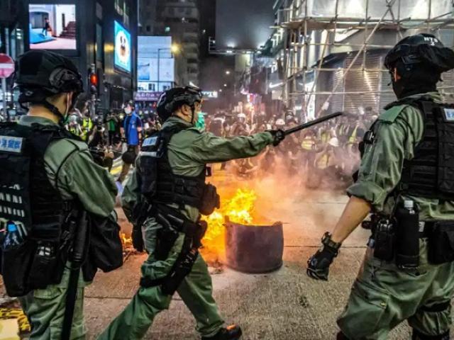 Tuyên bố của Anh gây sức ép với Trung Quốc về luật an ninh Hong Kong