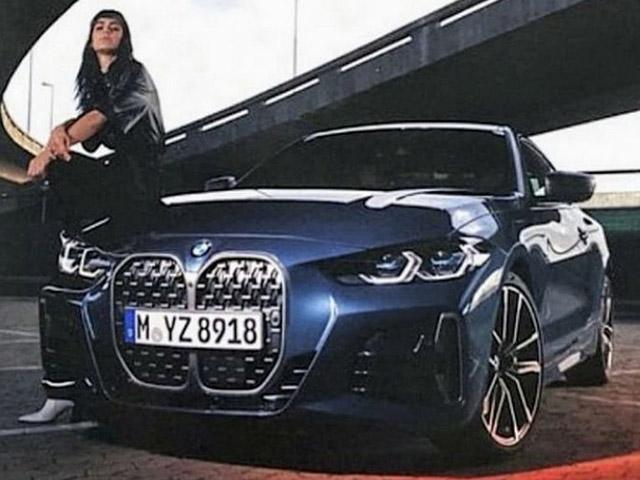 BMW 4-Series Coupe 2021 tiếp tục lộ ảnh trước ngày ra mắt