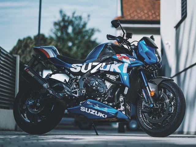 Suzuki Virus 1000R tái xuất với hàng loạt tùy chọn khủng: Muốn mua cũng khó
