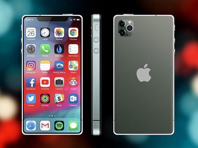 Tứ đại quyền lực iPhone 12 lại tiếp tục hiện hình
