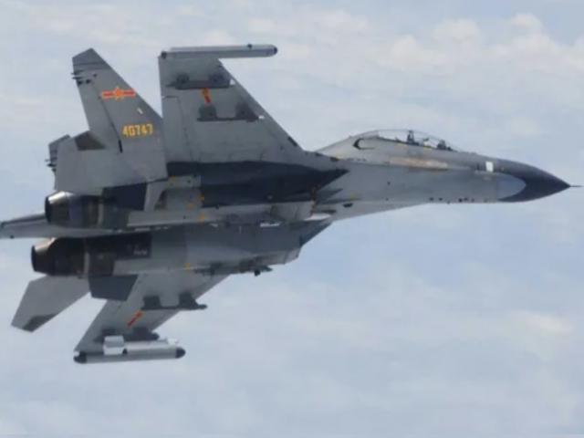 Căng thẳng biên giới: Chiến đấu cơ Trung Quốc xuất hiện trước radar phòng không Ấn Độ