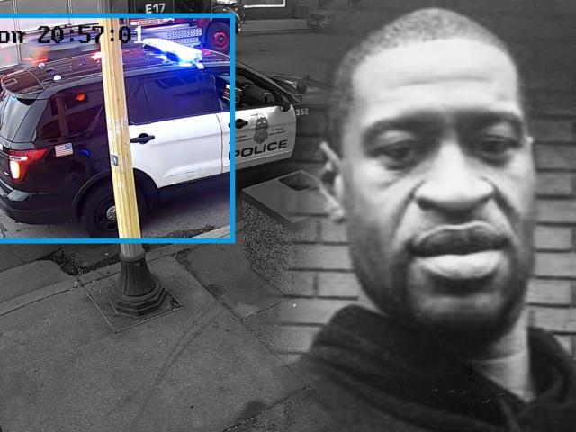 George Floyd và mối liên hệ bất ngờ với viên cảnh sát chẹt cổ