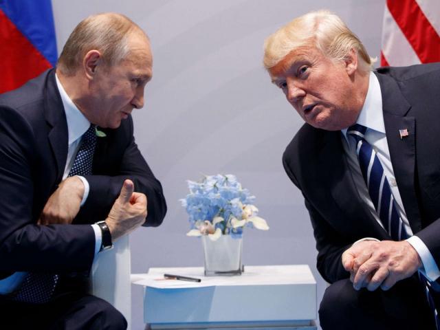 """Câu trả lời của Nga khi được ông Trump mời tham gia """"liên minh cô lập Trung Quốc"""""""