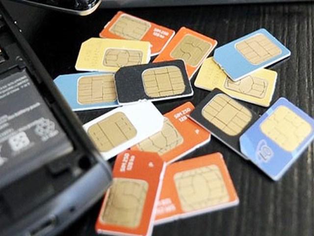 MobiFone, VinaPhone và Viettel dừng bán SIM điện thoại qua các kênh ủy quyền