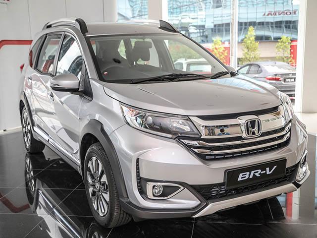 Honda BR-V 2020 ra mắt, đối trọng của Xpander và Ertiga, giá từ 20.999 USD