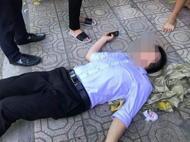 Lộ diện 5 người tổ chức đánh cán bộ UBND phường ở Thái Bình