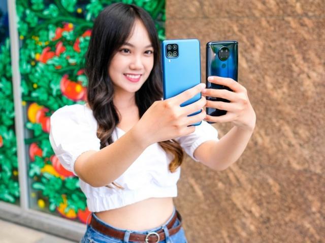"""Trong phân khúc 4 triệu có 2 mẫu smartphone """"cực ngon"""" chỉ chênh nhau 500 nghìn"""