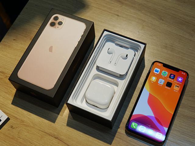 Giá iPhone 11 Pro Max mới nhất 2021 các phiên bản 64, 256 và 512GB