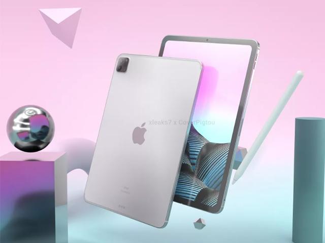 iPad 2021 sẽ ra mắt vào tuần sau, iFan sẵn sàng chưa?