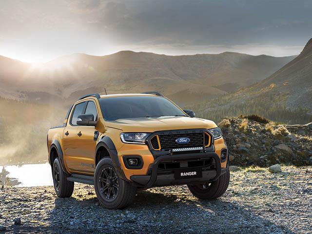 Giá xe Ford Ranger lăn bánh tháng 4/2021