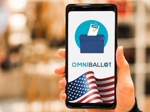 """Apple lại dùng """"chiêu trò"""" để quảng cáo iPhone trong bầu cử"""