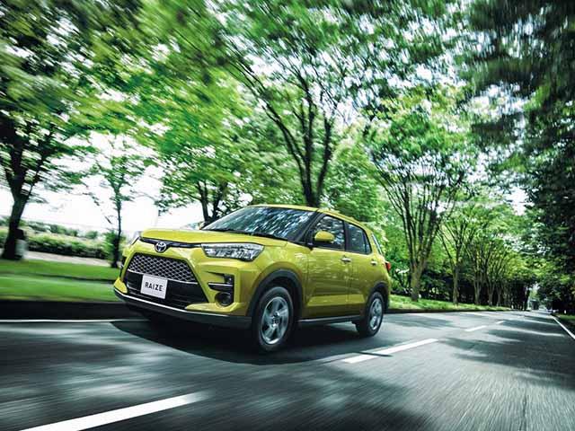 Toyota Raize nhiều khả năng xuất hiện tại thị trường Việt Nam