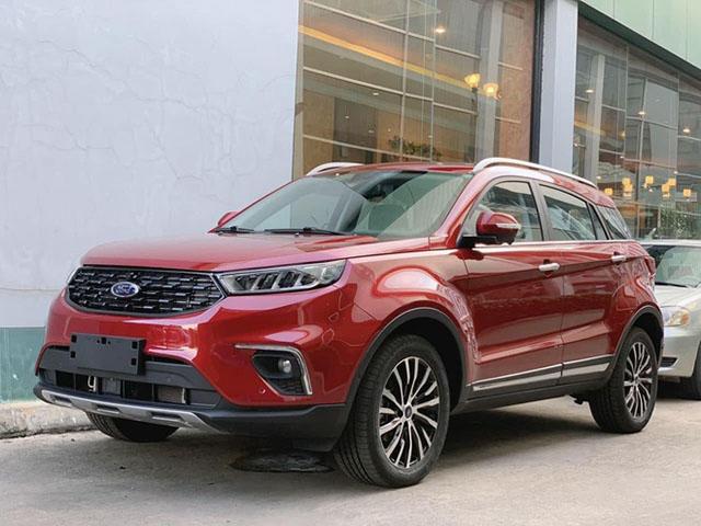 Rộ tin Ford Territory sẽ chào sân khách hàng Việt trong năm nay