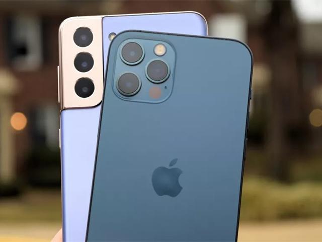 iPhone lại khiến smartphone Android ngại ngùng vì lý do này