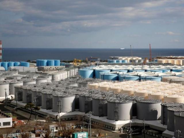 Nhật Bản quyết xả 1 triệu tấn nước nhiễm xạ ra biển gây tranh cãi