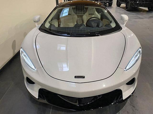 Siêu xe McLaren GT đầu tiên có mặt tại Việt Nam, giá không dưới 20 tỷ đồng