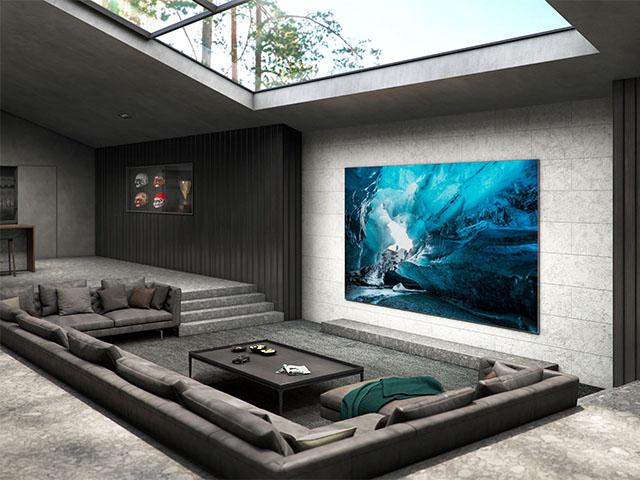 Ra mắt TV Samsung Micro LED 2021 cao cấp, giá từ 2,9 tỷ đồng