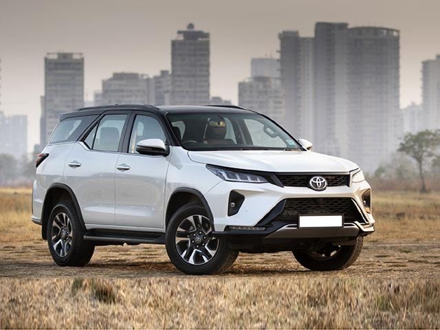 Giá xe Toyota Fortuner lăn bánh tháng 4/2021