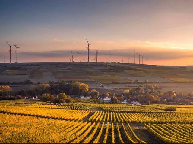 Facebook ghi bảng vàng sống xanh với 100% năng lượng tái tạo