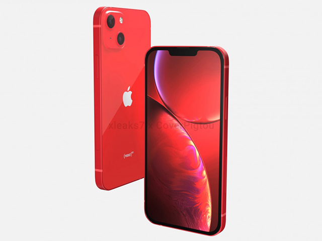 """Ngắm chiếc iPhone 13 """"gây quỹ"""" của Apple"""