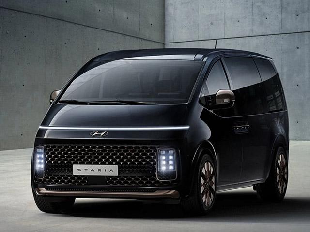 Xe MPV Hyundai Staria ra mắt toàn cầu, sở hữu thiết kế đột phá