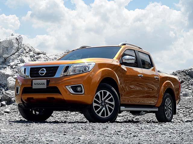 Nissan Navara đang được giảm 50% lệ phí trước bạ
