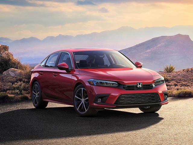 Honda lộ ảnh Civic 2022 bản thương mại sắp trình làng