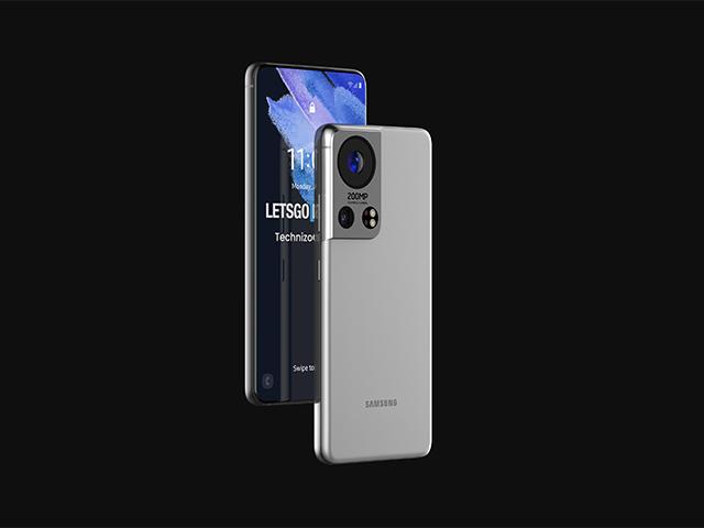 """Galaxy S22 sẽ """"đối đầu"""" với camera của iPhone 13 bằng cách này"""