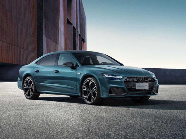 Ra mắt Audi A7 L, mẫu sedan thuần túy với chiều dài tổng thể hơn 5 mét