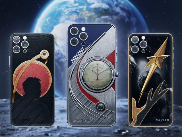 Hoa mắt với iPhone 12 Pro/ iPhone 12 Pro Max phi hành gia đắt xắt ra miếng