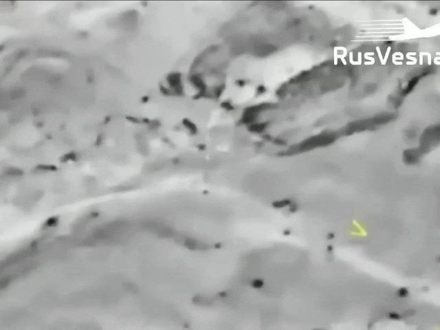 Nga giáng đòn không kích dữ dội ở Syria, 200 phiến quân thiệt mạng trong phút chốc