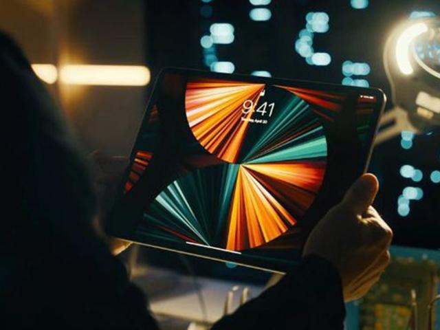iPad Pro mới trình làng, xài chip M1 mạnh như MacBook Pro