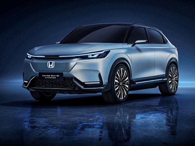 Honda HR-V liệu có thêm biến thể sử dụng động cơ điện?